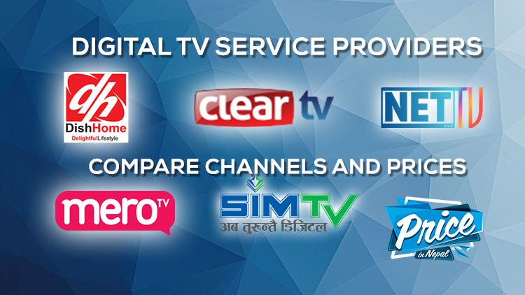 digital tv price in nepal compare all digital tv providers in nepal 2018. Black Bedroom Furniture Sets. Home Design Ideas